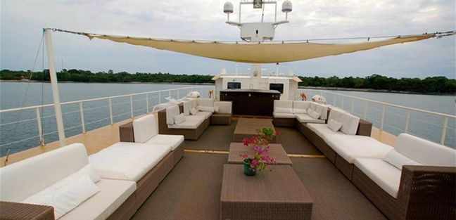 Pacific Provider Charter Yacht - 4