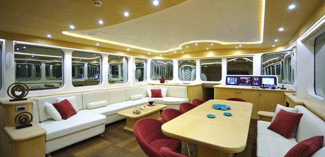 Tuyika S Charter Yacht - 7