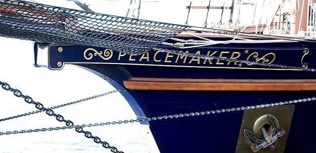 Peacemaker Charter Yacht - 2