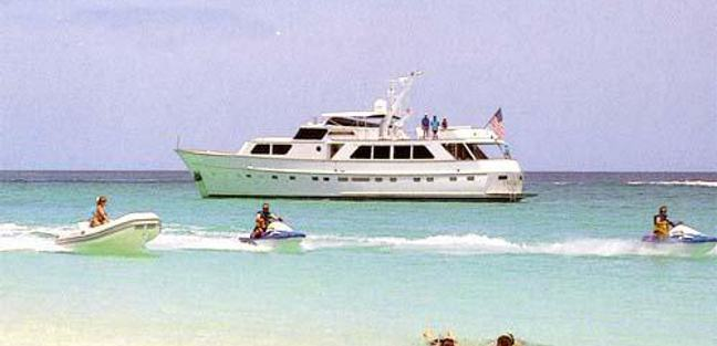 Trilogy Charter Yacht - 2