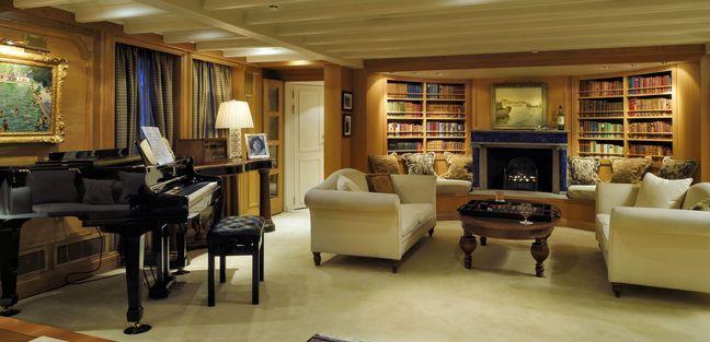 Christina O Charter Yacht - 6