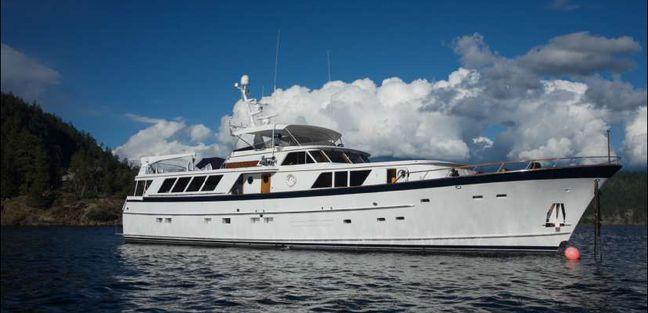 Oriana Charter Yacht