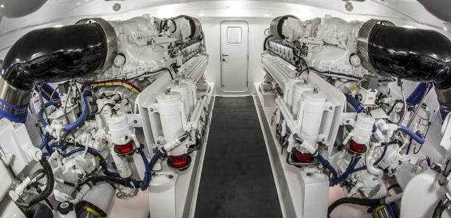 Pescador Charter Yacht - 3