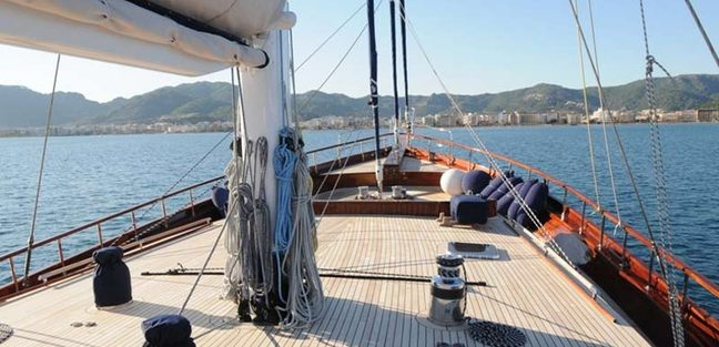 Queen of Datca Charter Yacht - 4