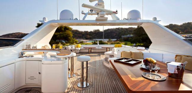 Lady P Charter Yacht - 2
