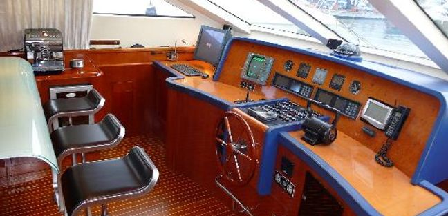 Anyway Charter Yacht - 4