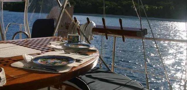 Crystal Clear Charter Yacht - 6