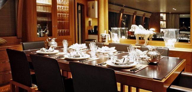 Perla Nero Charter Yacht - 5