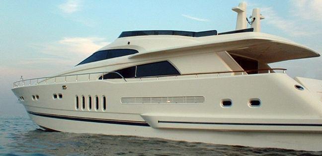Sevsin Charter Yacht