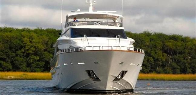 Pushy Charter Yacht - 2