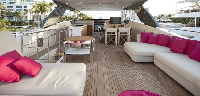 Bodacious Charter Yacht - 3