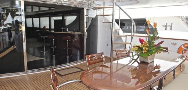 DREAmer Charter Yacht - 5