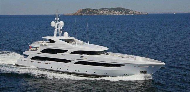 Ileria Charter Yacht