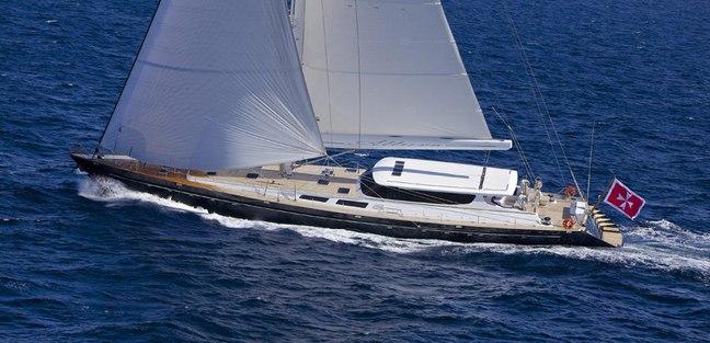 Allure A Charter Yacht