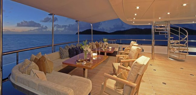 Ice Angel Charter Yacht - 7
