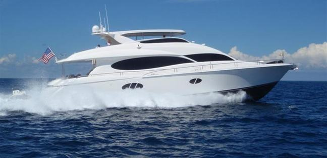 Shades of Blue Charter Yacht - 2