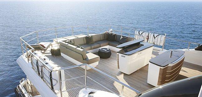 Samba Charter Yacht - 4