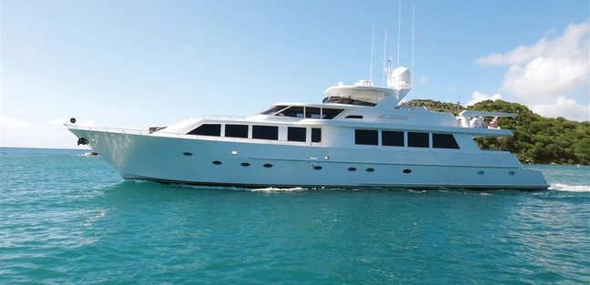A' Salute Charter Yacht