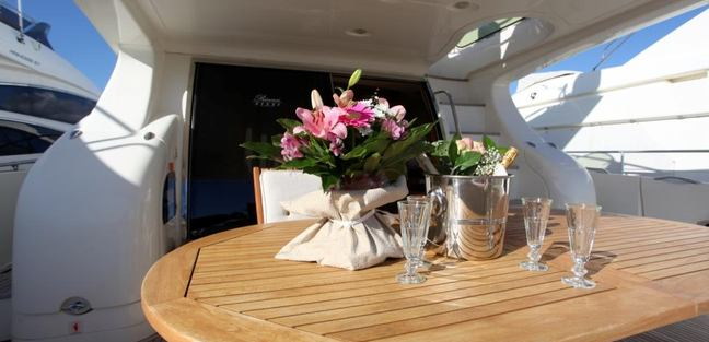 Princess Sissi Charter Yacht - 4