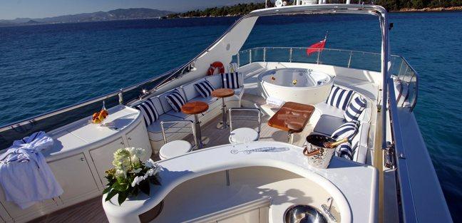 Magenta Charter Yacht - 3