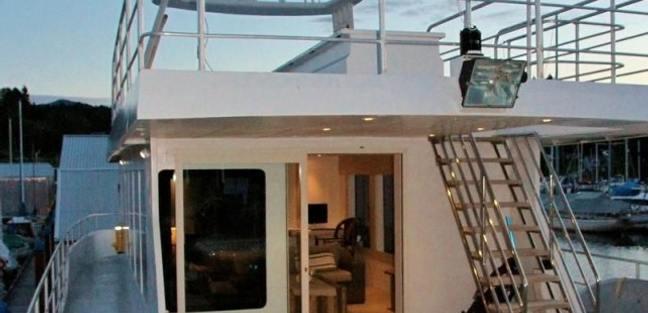 Kahu Charter Yacht - 5