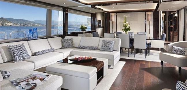 Hideout Charter Yacht - 2