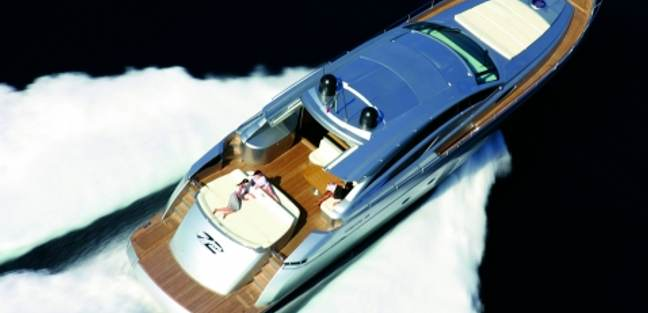 Angels and Demons Charter Yacht - 2
