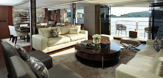 Imperial Princess Beatrice Charter Yacht - 5