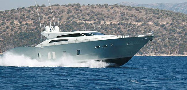 Double Shot Charter Yacht - 2