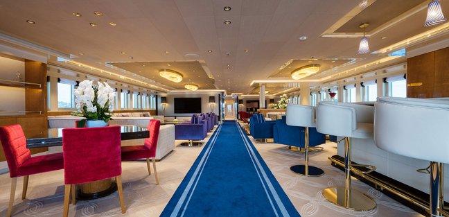 Queen Miri Charter Yacht - 7