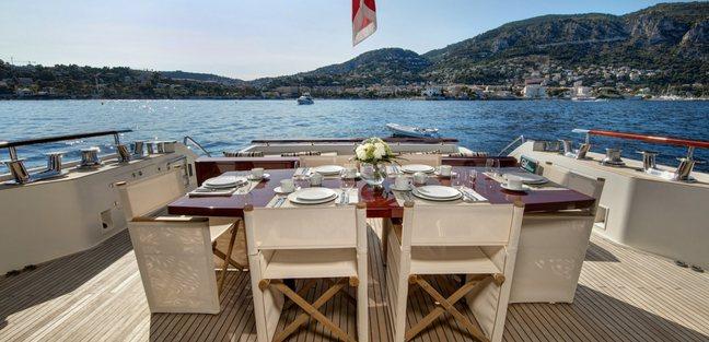 Nyota Charter Yacht - 6