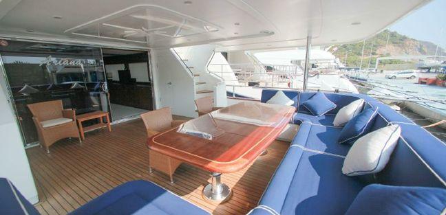 Ariana Charter Yacht - 8