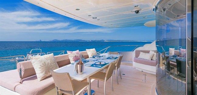 Love Boat Charter Yacht - 3