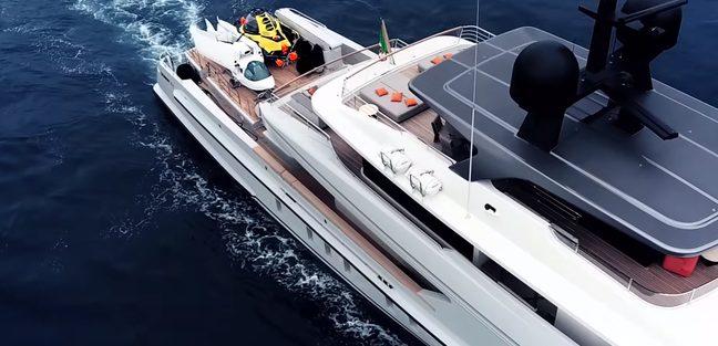 X Charter Yacht - 7