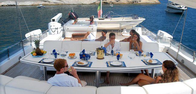 Nafisa Charter Yacht - 5