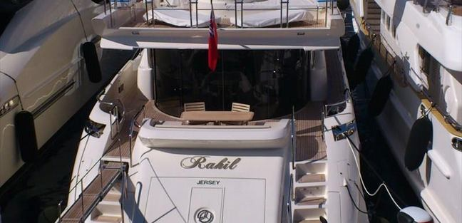 Rahil Charter Yacht