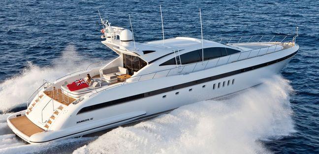 Kawai Charter Yacht