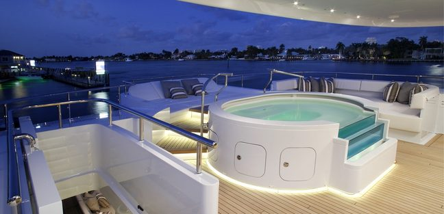 Inception Charter Yacht - 4