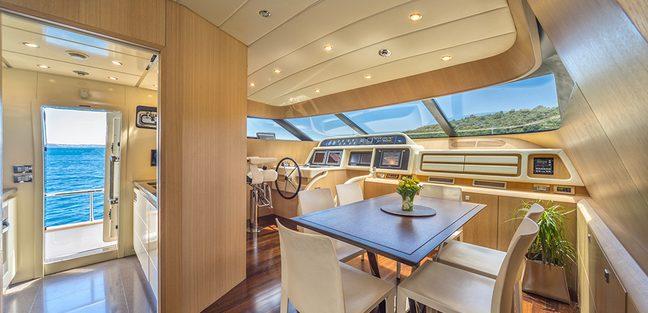 Hope I Charter Yacht - 8
