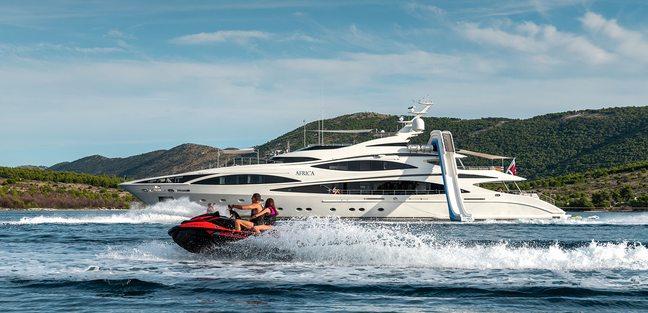 Africa I Charter Yacht - 5