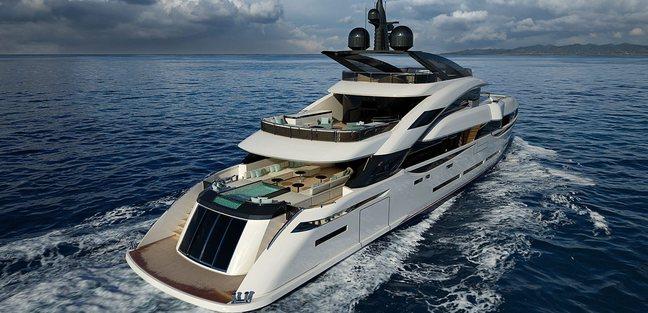 ISA Gran Turismo 45 Charter Yacht - 2