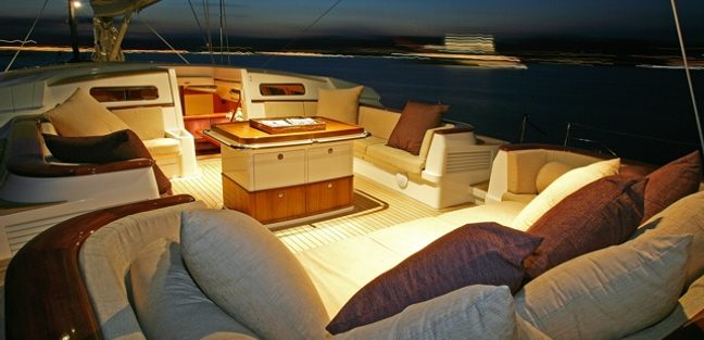Scorpione of London Charter Yacht - 3