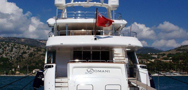 Domani Charter Yacht - 2