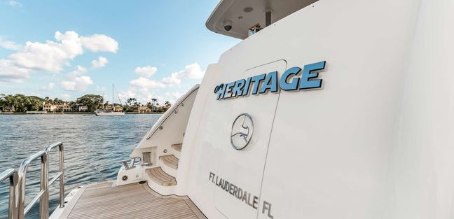 Our Heritage Charter Yacht - 5