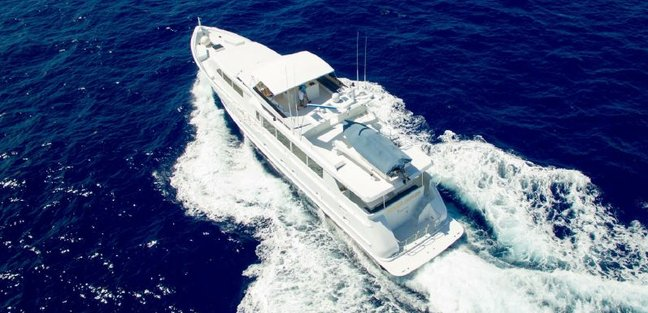 No Vacancy Charter Yacht - 2