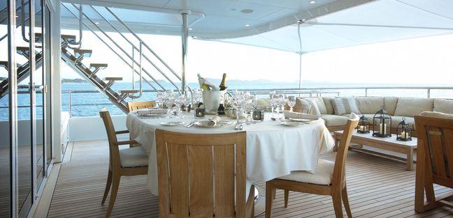 Harle Charter Yacht - 5
