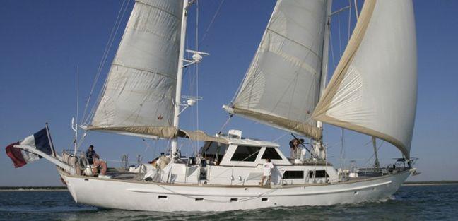 Scheherazade Charter Yacht