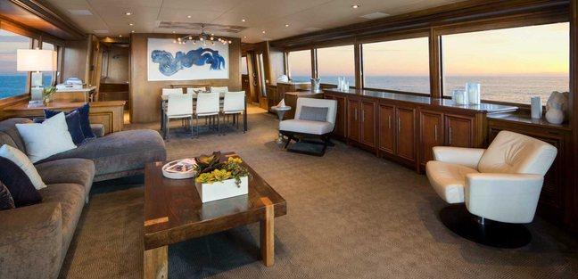 Iron Lady Charter Yacht - 4