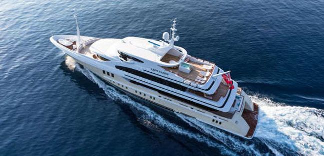 Lady Candy Charter Yacht - 3