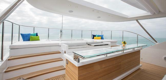 Skyler Charter Yacht - 3